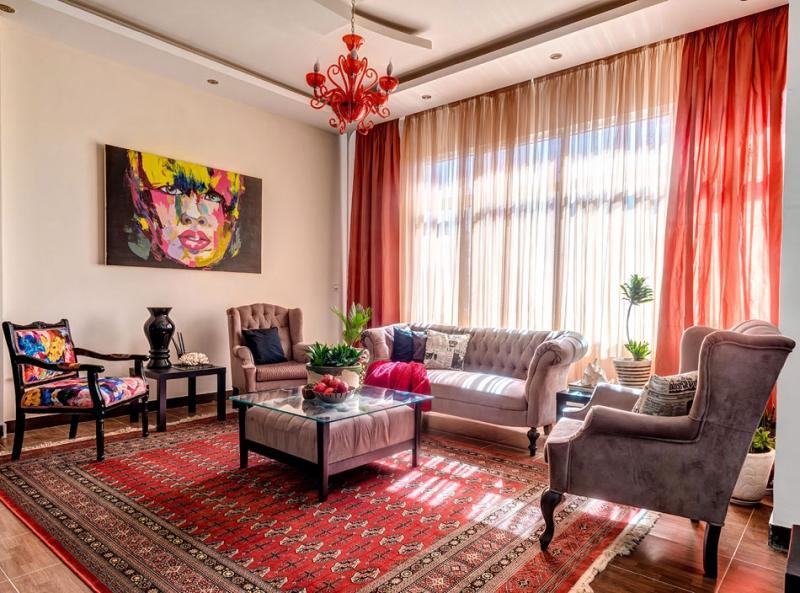 نمایشگاه مبلمان منزل و دکوراسیون داخلی ؛اراک - دی و بهمن 98