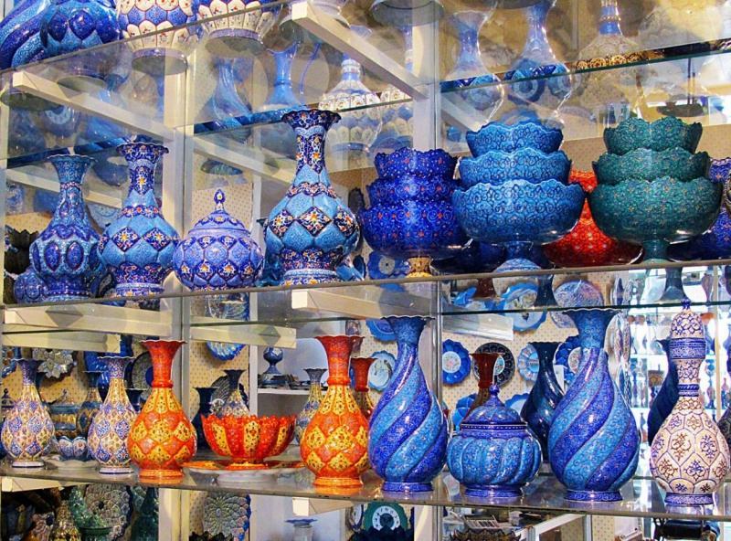 نمایشگاه گردشگری و هتلداری، صنایع دستی، سوغات و هدایا ؛قم - دی 98