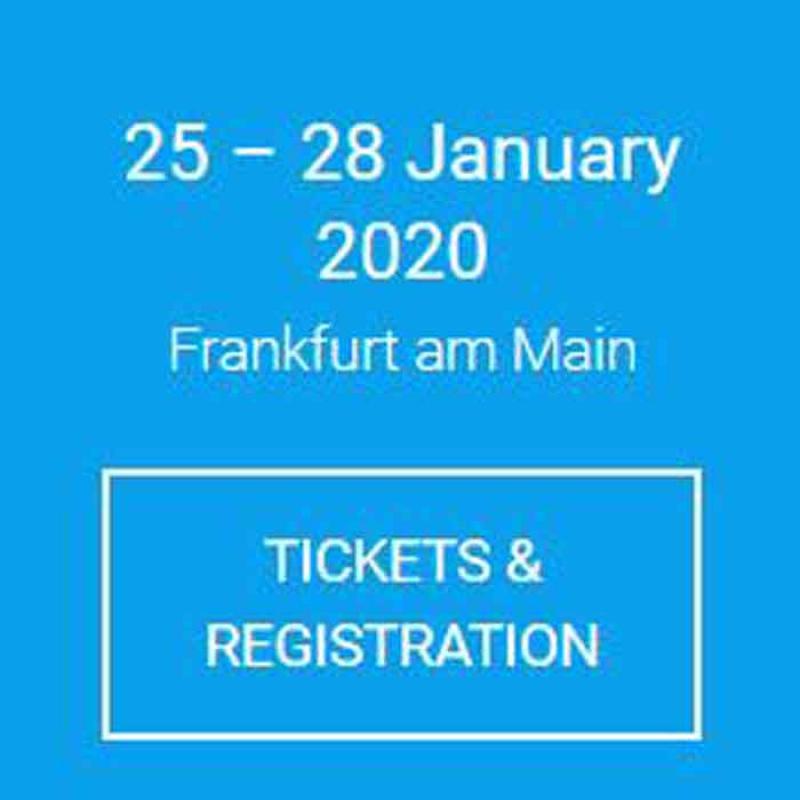 نمایشگاه لوازم التحریر و نوشت افزار paperworld  ؛فرانکفورت 2020 - بهمن 98