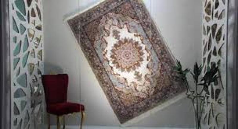 نمایشگاه فرش ماشینی، تابلو فرش، موکت، کفپوش و تزیینات منزل ؛ زنجان - بهمن و اسفند 98