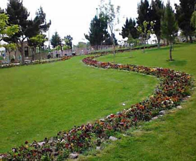 نمایشگاه خدمات، مبلمان شهری و فضای سبز  ؛خرم آباد - بهمن 98