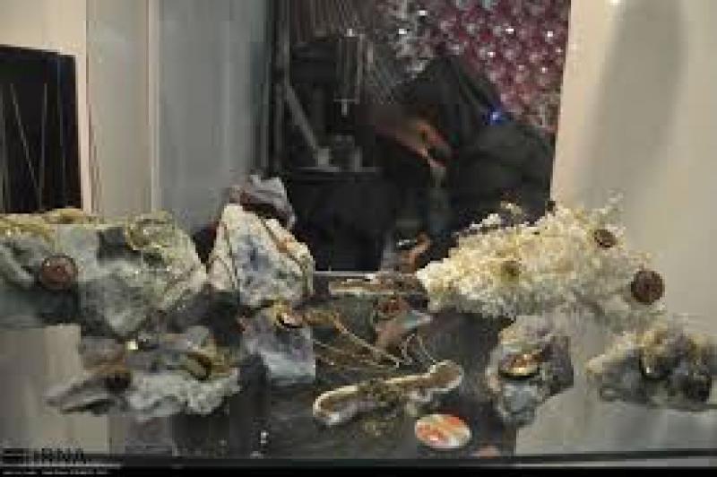 نمایشگاه طلا ؛نقره ؛ساعت ؛جواهر و سنگهای قیمتی ؛شیراز - مرداد 99