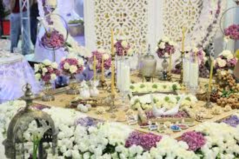 نمايشگاه بین المللی تشريفات ، تسهیلات،جهیزيه و ملزومات ازدواج اصفهان 99