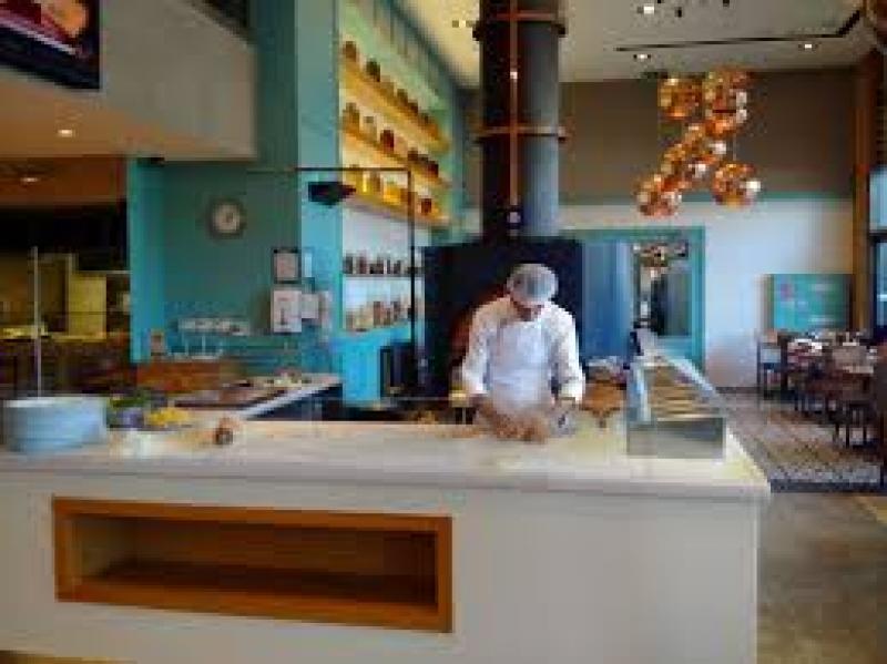 نمایشگاه تجهیزات هتلداری ، رستوران ، فست فود ، کافی شاپ اصفهان 99