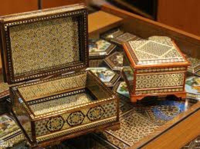 نمایشگاه صنایع دستی شیراز آذر 99