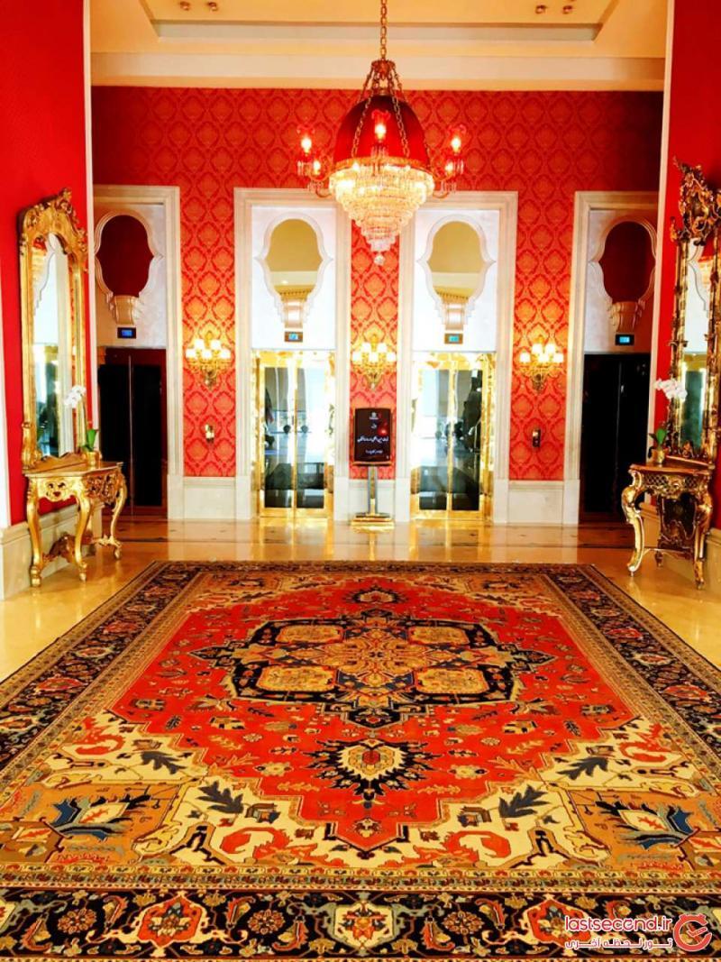 نمایشگاه تخصصی فرش دستباف، ماشینی و تابلوفرش اهواز 99