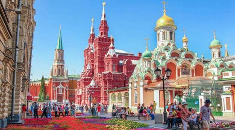 نمایشگاه بین المللی سفر و گردشگری روسیه 2021