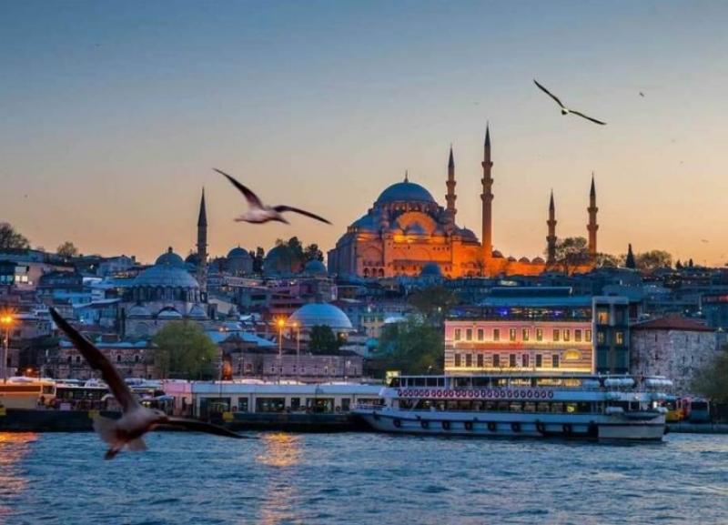 نمایشگاه بین المللی گردشگری و توریسم ترکیه 2021