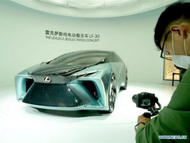 نمایشگاه بین المللی خودرو پکن چین 2021