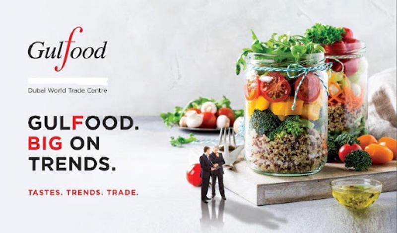نمایشگاه بین المللی مواد غذایی و آشامیدنی گلفود دبی 2021