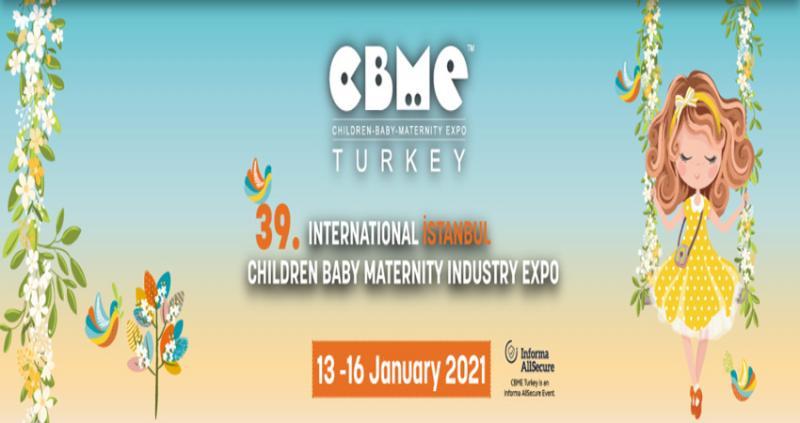نمایشگاه بین المللی کودک ,نوزاد و مادر استانبول 2021