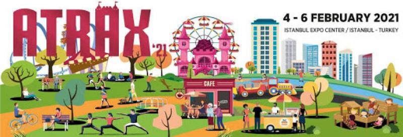 نمایشگاه بین المللی تفریحات و سرگرمی استانبول 2021