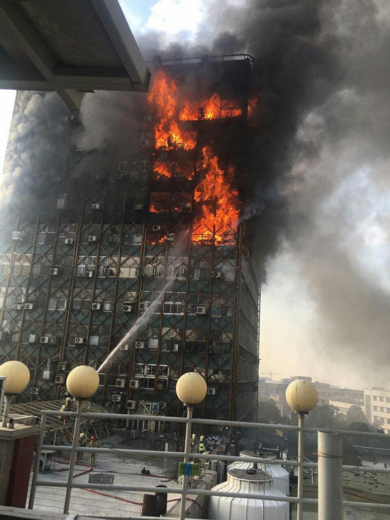 سالروز آتشسوزی و فروریختن ساختمان پلاسکو [1395 خورشیدی] دی 99