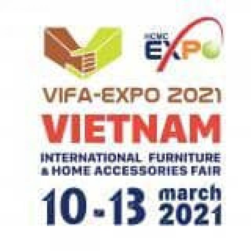 نمایشگاه بین المللی مبلمان و لوازم خانگی ویتنام 2021