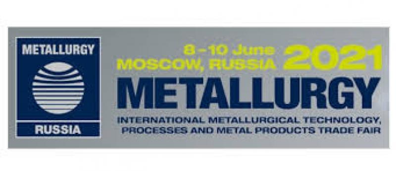 نمایشگاه بین المللی متالورژی؛ماشین آلات و صنایع  مسکو روسیه 2021