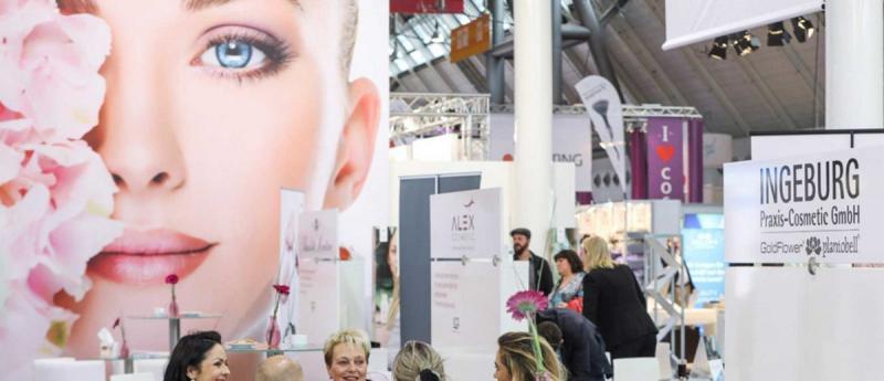 نمایشگاه بین المللی لوازم آرایشی فرانکفورت 2021