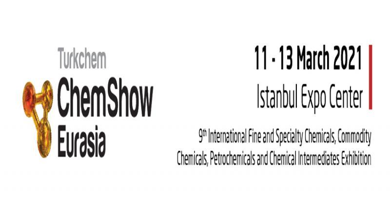 نمایشگاه صنایع شیمیایی CHEM SHOW EURASIA ترکیه 2021