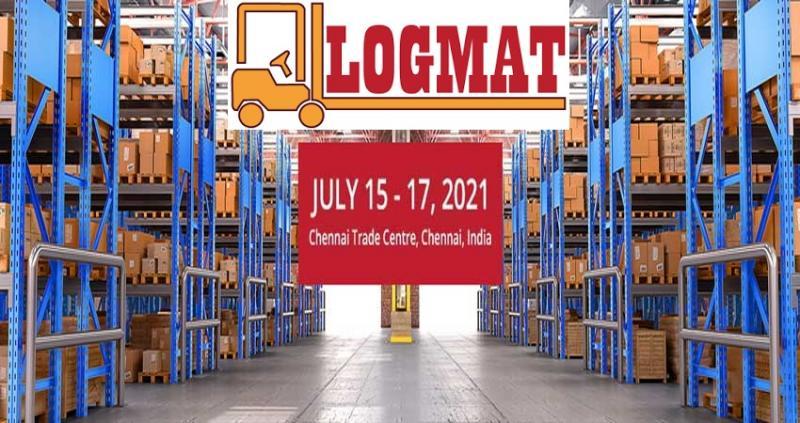 نمایشگاه حمل و نقل و بسته بندی LOGMAT هند 2021