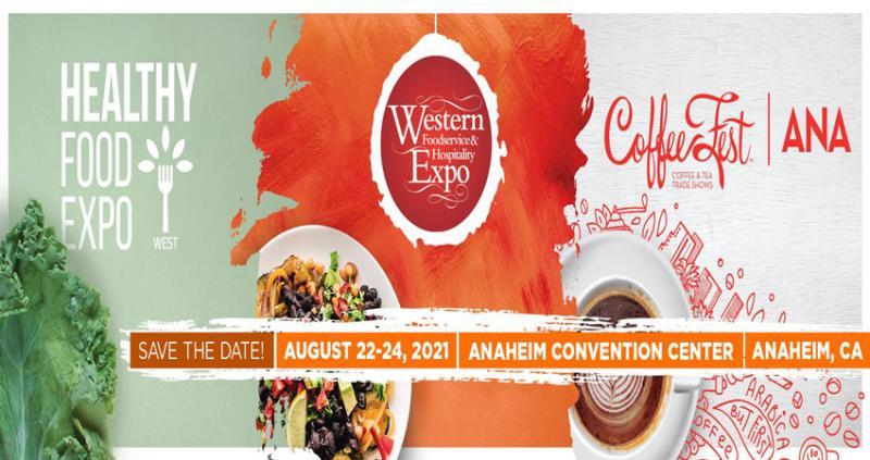 نمایشگاه خدمات غذایی و مهمان نوازی غربی WESTERN FOODSERVICE & HOSPITALITY EXPO آمریکا 2021