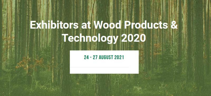 نمایشگاه محصولات و فن آوری چوب WOOD PRODUCTS & TECHNOLOGY سوئد 2021