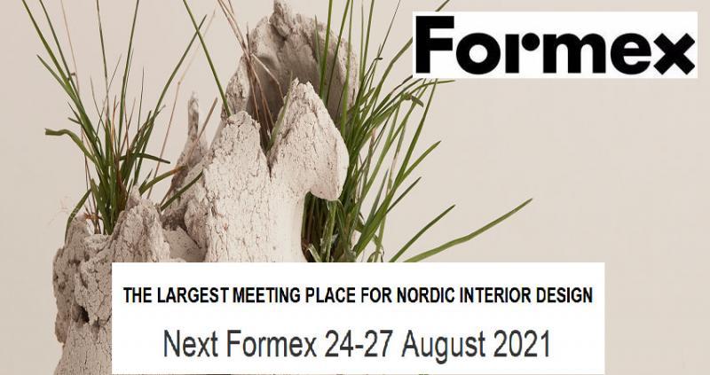 نمایشگاه هدایا و صنایع دستی و منسوجات FORMEX  سوئد 2021