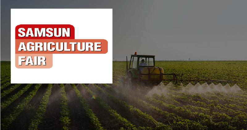 نمایشگاه کشاورزی SAMSUN AGRICULTURE FAIR ترکیه 2021