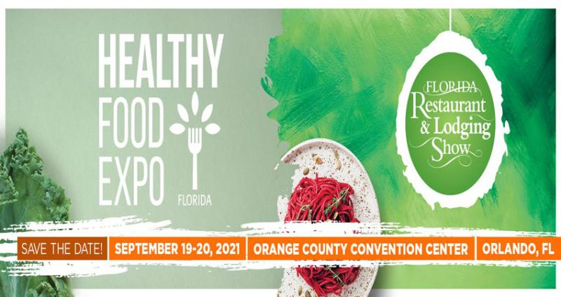 نمایشگاه رستوران FLORIDA RESTAURANT & LODGING SHOW  آمریکا 2021
