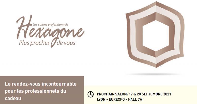 نمایشگاه هدایا و دکوراسیون HEXAGONE LYON  فرانسه 2021