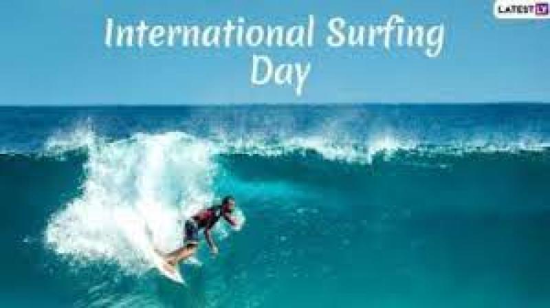 روز جهانی ورزش موجسواری [20 june] خرداد 1400