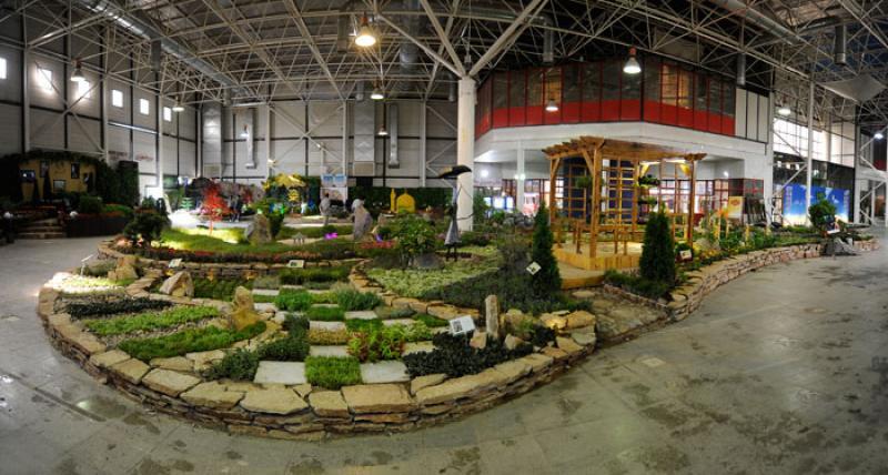 نمایشگاه بین المللی ماشین آلات و صنایع کشاورزی، گلخانه، باغبانی و نهاده شهر آفتاب تهران 1400