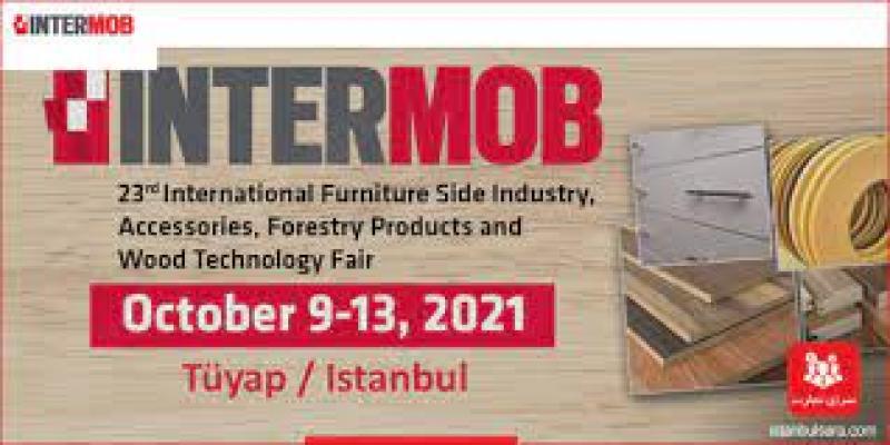 نمایشگاه ماشین آلات صنعت چوب و اینترموب استانبول 2021