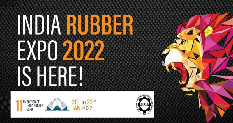 نمایشگاه صنعت لاستیک هند دهلی نو 2022