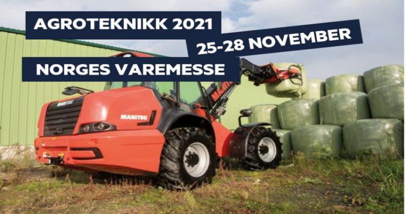 نمایشگاه ماشین آلات کشاورزی نروژ 2021
