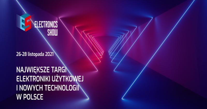 نمایشگاه الکترونیک ELECTRONICS SHOW  لهستان 2021