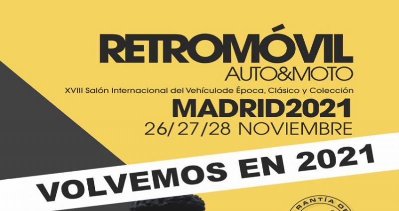 نمایشگاه وسایل نقلیه و کلاسیک اسپانیا 2021