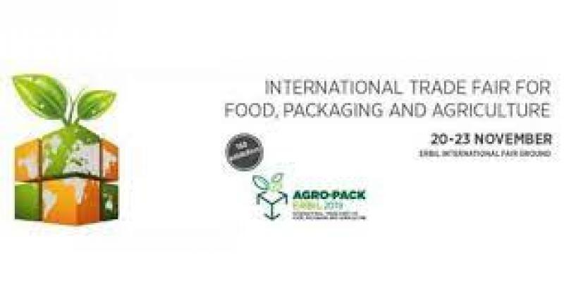 نمایشگاه بین المللی صنایع غذایی،بسته بندی،کشاورزی،دام و طیور اربیل عراق 2021