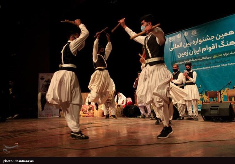 جشنواره بین المللی فرهنگ اقوام ایران زمین گلستان 1400