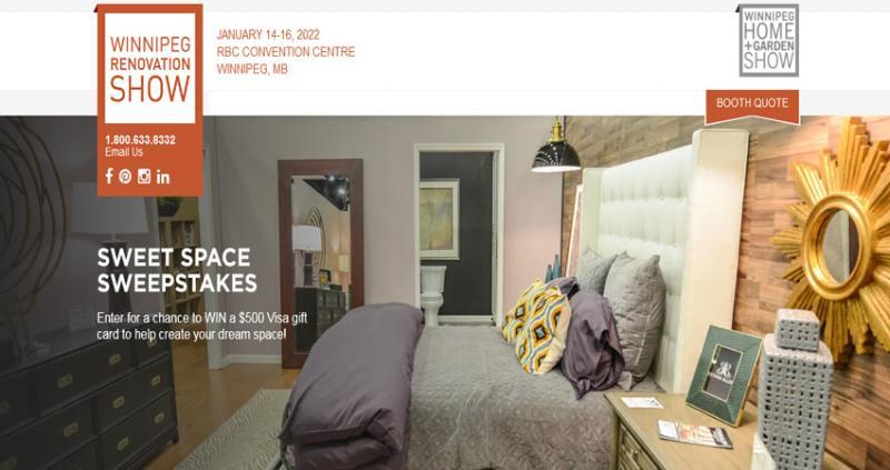 نمایشگاه خانه ، آشپزخانه و لوازم خانگی کانادا 2022