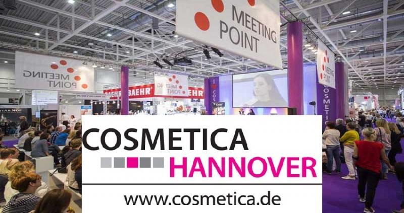 نمایشگاه لوازم آرایشی و بهداشتی هانوفر آلمان 2022