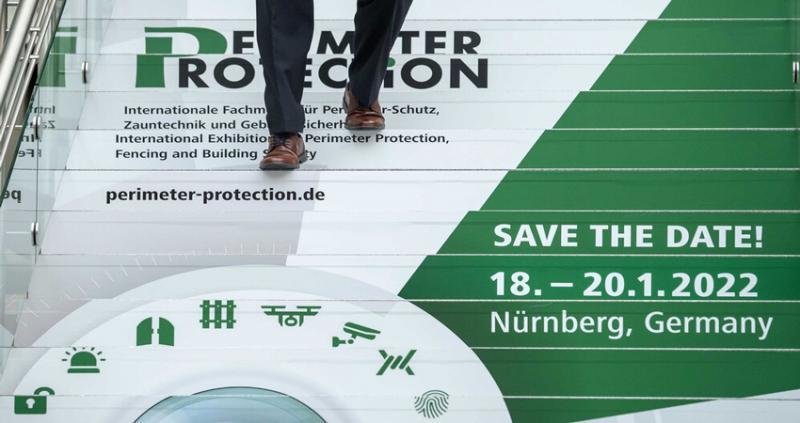 نمایشگاه ایمنی و امنیت محیط و ساختمان آلمان 2022