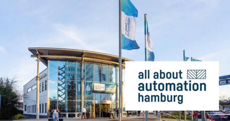 نمایشگاه اتوماسیون صنعتی هامبورگ آلمان 2022